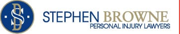 Stephen Browne Personal Injury Lawyers Logo